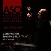 Mahler: Symphony No. 1 -