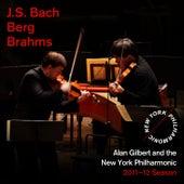 Bach, Berg, Brahms by New York Philharmonic