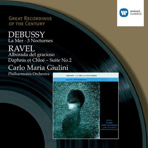 Debussy & Ravel: Orchestral Works Giulini by Carlo Maria Ciulini