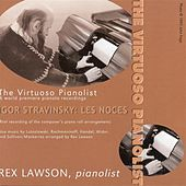 The Virtuoso Pianolist by Rex Lawson