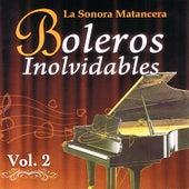 Voces Romanticas de La Sonora Matancera - Boleros Inolvidables Volume 2 by Various Artists