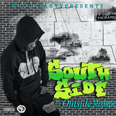 Southside We Outside Mixtape by Booda Babyy