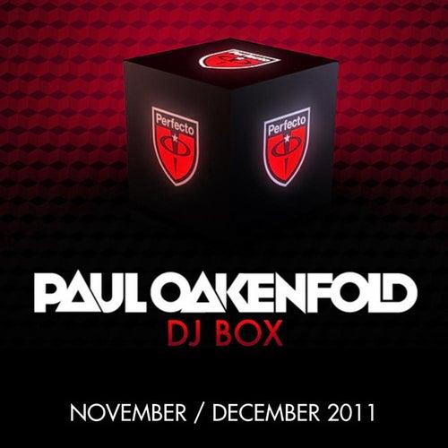 DJ Box - November / December 2011 by Various Artists
