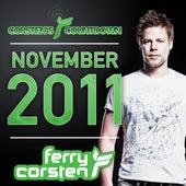 Ferry Corsten presents Corsten's Countdown November 2011 von Various Artists