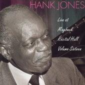 The Maybeck Recital Series, Vol. 16 de Hank Jones