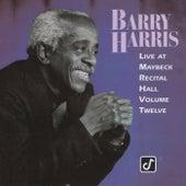The Maybeck Recital Series, Vol. 12 de Barry Harris