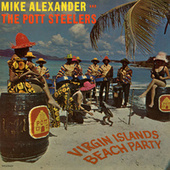 Virgin Islands Beach Party von Mike Alexander