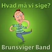 Hvad må vi sige? by Brunsviger Band