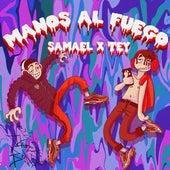 Manos al Fuego de Samael cd