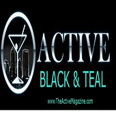 Black and Teal - Single by The Active Magazine (Chayo)