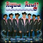 Que Chulos Ojos by Conjunto Agua Azul (1)