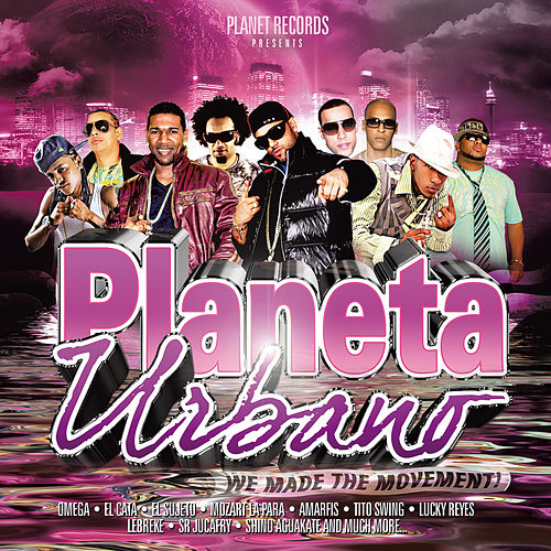 Planeta Urbano by Various Artists