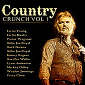 Country Crunch Vol 1 de Various Artists