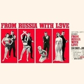 From Russia With Love (Sean Connery James Bond 007 And Daniela Bianchi Original Soundtrack 1963) von John Barry