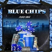 Blue Chips by Curly Savv