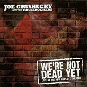 We're Not Dead Yet: Live At The New Hazlett Theater fra Joe Grushecky