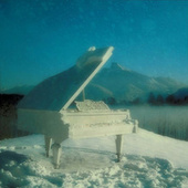 Snow Piano Duelling by Alfred Gagnon