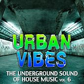 Urban Vibes (The Underground Sound of House Music Vol. 6) de Various Artists