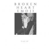 Broken Heart Emoji de Yaesp