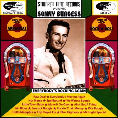 Everybody's Rockin' Again by Sonny Burgess