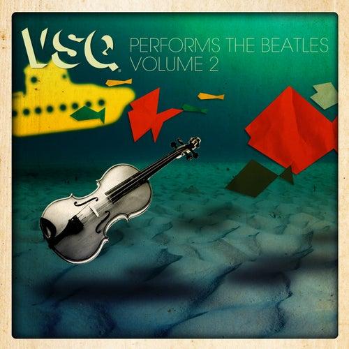 Vitamin String Quartet Performs The Beatles Vol.2 by Vitamin String Quartet