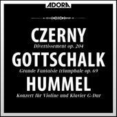 Czerny - Moreau Gottschalk - Hummel von Various Artists