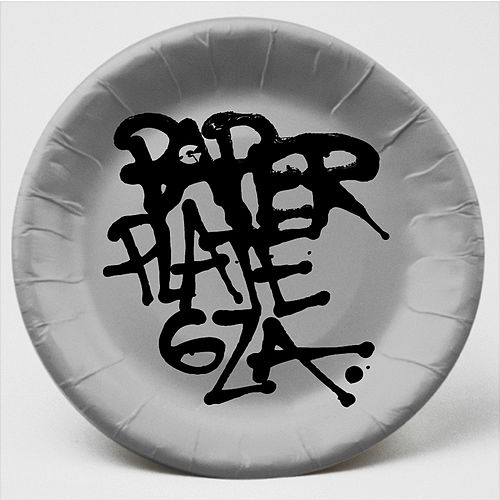 Paper Plate by GZA & Paper Plate (Instrumental) by GZA