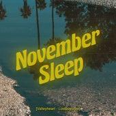 November Sleep de Lostboycrow