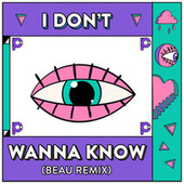 I Don't Wanna Know (Beau Remix) by Punctual