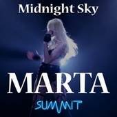 Midnight Sky by Marta