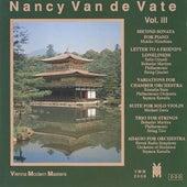 Nancy Van de Vate, Vol. 3 by Various Artists