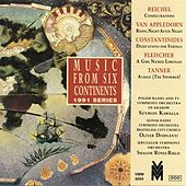 Music from 6 Continents (1991 Series) by Various Artists