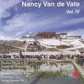 Van de Vate: Chamber Music, Vol. 4 von Various Artists