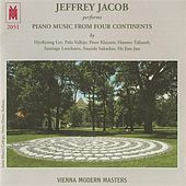 Jeffrey Jacob performs Piano Music from 4 Continents by Jeffrey Jacob