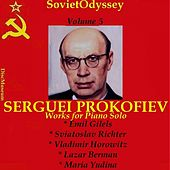 Prokofiev: Works for Piano Solo (Vol. 5) von Various Artists