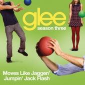 Moves Like Jagger / Jumpin' Jack Flash (Glee Cast Version) by Glee Cast