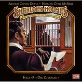 Folge 43: Der Zuträger von Sherlock Holmes - Die geheimen Fälle des Meisterdetektivs