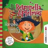 Teil 5: Was ist nur mit Dornwald los?, Blick in die Zukunft, Hilda in der Falle (Hörspiele zur TV-Serie) von Petronella Apfelmus