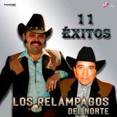 11 Éxitos by Los Relampagos Del Norte