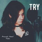 Try (Cover) by Amanda Vèniri