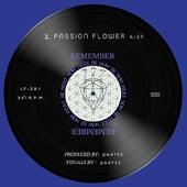 Passion Flower de Quartz