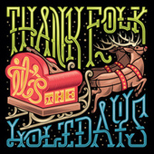 Thank Folk It's the Holidays de Various Artists