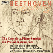 Beethoven : The Complete 32 Piano Sonatas on Period Instruments (In addition, the three Bonn - Kurfürsten - Sonatas) de Various Artists