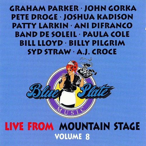 Live From The Mountain Stage Vol.8 by Ani DiFranco