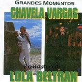 Grandes Momentos (Remastered) von Chavela Vargas