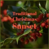 Traditional Christmas Sunset by Steve Lawrence