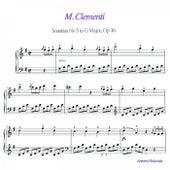Muzio Clementi: Sonatina No. 5 in G Major, Op. 36 by Antonio Rotunda