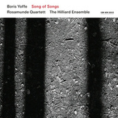 Boris Yoffe: Song of Songs by Rosamunde Quartett
