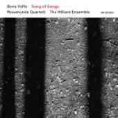 Boris Yoffe: Song of Songs de Rosamunde Quartett