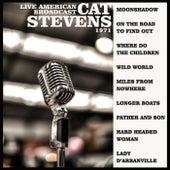 Live American Broadcast 1971 (Live) von Yusuf / Cat Stevens